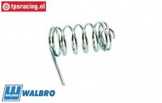 ZN0079/01 Walbro Tuning Drosselklappe Feder, 1 st.
